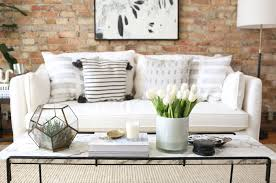 outstanding living room table decor 15 narrow coffee ideas for