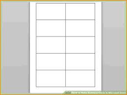 blank business card template microsoft word sxmrhino com