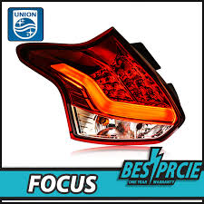 2012 ford focus brake light bulb union car styling for ford focus 2 taillights 2012 2014 focus
