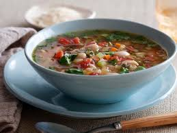 tuscan vegetable soup recipe ellie krieger food network
