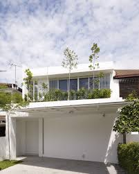minimalistic home fabian tan architect transforms kuala lumpur terrace house into a