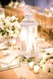 white lantern centerpieces paper lantern centerpieces metal lanterns for wedding decorations