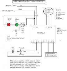 control wiring diagram u0026 forward and reverse motor starter wiring
