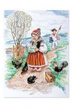 greeting cards daniela m and slovak heritage