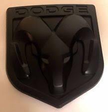 dodge ram logo history dodge ram black emblem ebay