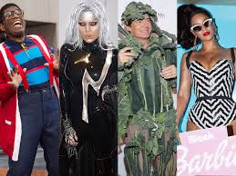 celebrity costumes from halloween 2016 business insider