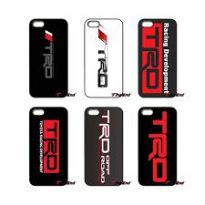 logo toyota aliexpress com buy car logo trd toyota racing mobile phone case