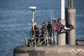 Scottish Pirate Flag Why Did One Of The U S Navy U0027s Most Advanced Subs Return To Port