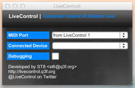 using touchosc on ios to control ableton live