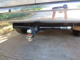 how to secure a trailer ball hitch to a coupler