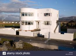 1930 u0027s seaside modern architecture style white house building in