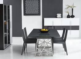 bellini modern living borg expandable dining table u0026 reviews wayfair