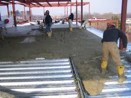metal deck pittsburgh eliminated craneage of steel mesh epc