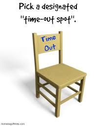 Time Out Chairs For Toddlers Time Out For Toddlers