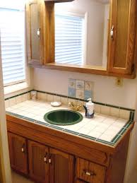bathroom tile countertop ideas bath shower how to install half bathroom ideas in your home