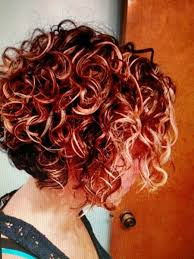 angled bob for curly hair popular short haircut ideas for curly hair short hairstyles