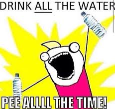 Gym Time Meme - my f ing life drink all the water pee all the time meme funny gym