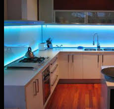 Kitchen Unit Lighting Led Lighting For Your Home The Electric Co Glasgow