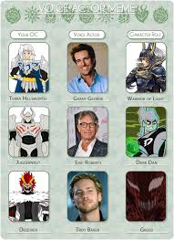 Juggernaut Meme - rwby oc voice actors meme by omnimon1996 on deviantart
