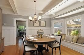 Height Of Wainscoting Dining Room John Robinson House Decor - Wainscoting dining room