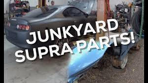 lexus sc300 drift parts house junkyard supra parts youtube