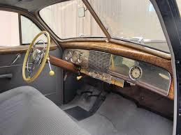Buick Roadmaster Interior Buick Roadmaster Dash View