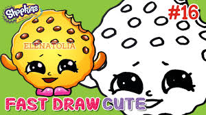 fun2draw thanksgiving easy drawings amazing how to draw kooky cookie step by step