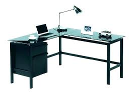 office depot l shaped glass desk office depot glass desk medium size of l shaped glass top desk