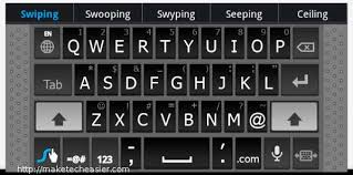 android swype keyboard 4 free keyboards for android tablet that are great for daily use