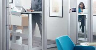 Standing Treadmill Desk by How To Configure A Treadmill Desk W Limited Space Human Solution