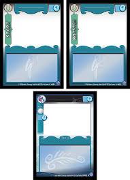 mlp ccg card creator template v0 9 4 aug 9 2015 by abion47 on