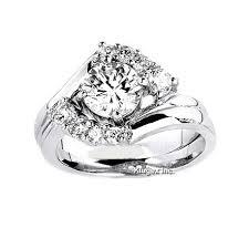 eljegyzesi gyuru ezüst eljegyzési gyűrű cirkónia kövekkel karikagyűrűk