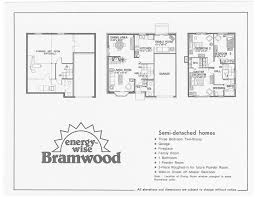 minto homes floor plans mid century modern and 1970s era ottawa minto in the 1970s