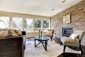 livingroom idea accent wall in living room effects inside idea 14 islandstrikz com