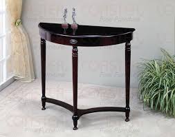 Hallway Table Decoration Wood Hallway Table With Solid Wood Hall Table Console