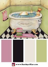 Bathroom Color Palettes 280 Best Color Palettes Images On Pinterest Colour Palettes