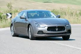 blue maserati ghibli maserati ghibli video review evo