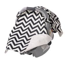 Car Seat Canopy Free Shipping by Jolly Jumper Arctic Sneak A Peek Infant Car Seat Cover Velcromag