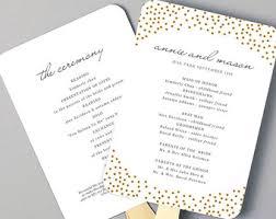 Program Fan Template Diy Printable Wedding Fan Program Fan Of Love Paper Wedding