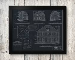 make a blueprint of a house nikura