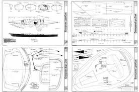 Free Wooden Boat Design Plans by Download Wooden Boat Plans And Kits Perahu Kayu