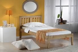 Santos Antique Pine Bed Frame Bedframes 4ft6 135cm With Free Delivery Anywhere In Ireland
