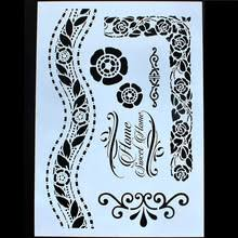 Embossing Templates Card Making - popular a4 photo album diy buy cheap a4 photo album diy lots from