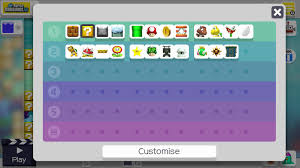 All Items Map Terraria Unlocking Building Items And More In Super Mario Maker V1 01