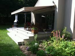 Retractable Porch Awnings Retractable Patio Awnings In Massachusetts Sondrini Enterprises