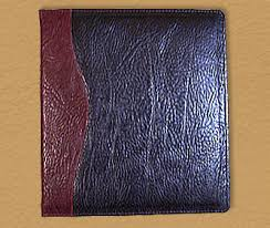 4x6 leather photo album powell leather personalized 4 x 6 custom photo albums