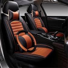 couvre siege cuir tt siège de voiture couvre plein surround coussin en cuir housse de