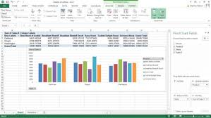 pivot tables for dummies what can you do with your excel pivot chart dummies
