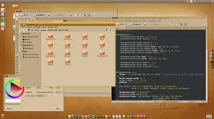 agrandir icones bureau ubuntu 16 04 ou 14 04
