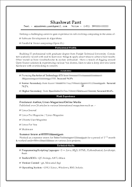 Best Resume Harvard by How To Insert Line In Resume Resume For Your Job Application